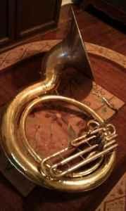 Tuba para banda o norteno banda en venta - $1500