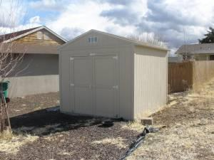 Tuff shed 10x12 prescott vallely for sale in prescott for Tough shed sale