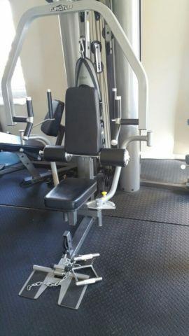 Tuff Stuff Apollo 250 2 Weight Stack 3 Station Gym For