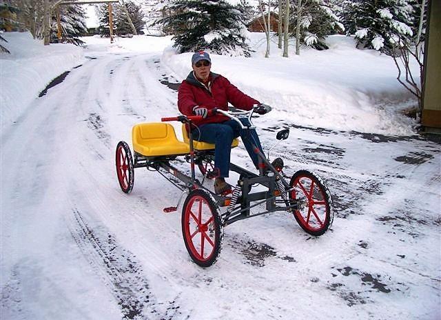 Tumtumcar 4 Wheel Bike For Sale In Phoenix Arizona