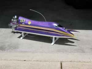 Tunnel Hull R C Boat West Salem Americanlisted