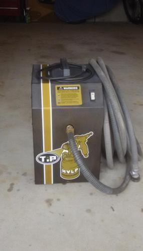 Turbine Paint Sprayer
