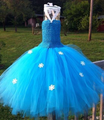 Tutus De Frozen