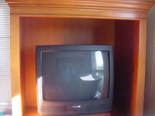 TV Armoire--Entertainment Center