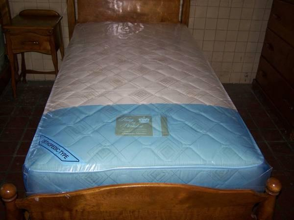 Twin Mattress Amp Boxspring Sets With Free Frame For Sale