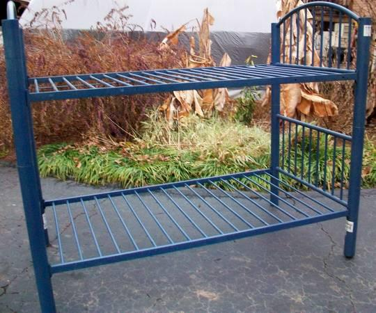 Metal Bunk Bed Classifieds Buy Sell Metal Bunk Bed Across The