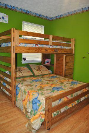 Twin over full bunk bed winchester for sale in for Affordable furniture va winchester va