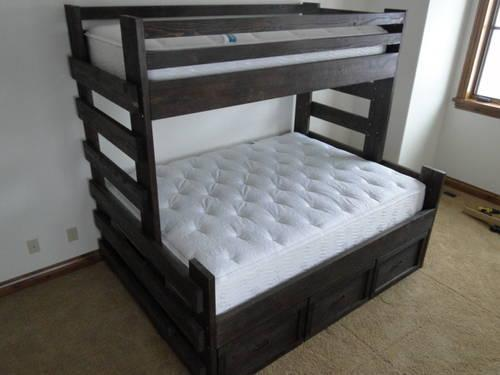 twin over queen bunk beds for adults Quotes