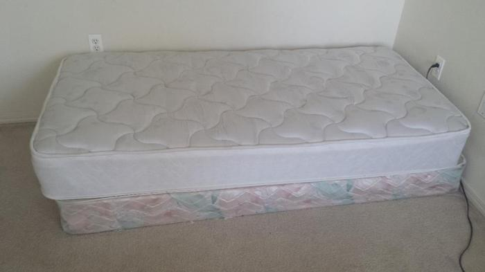 Twin size mattress on sale for Sale in Colorado Springs