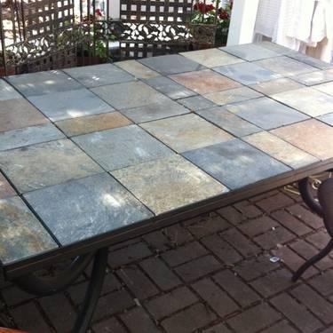 Twin Star Asia Ltd Sedona Slate Rustic Oak Mantel