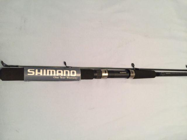 Two 7' Shimano FXS-70MB2 Spinning Rods
