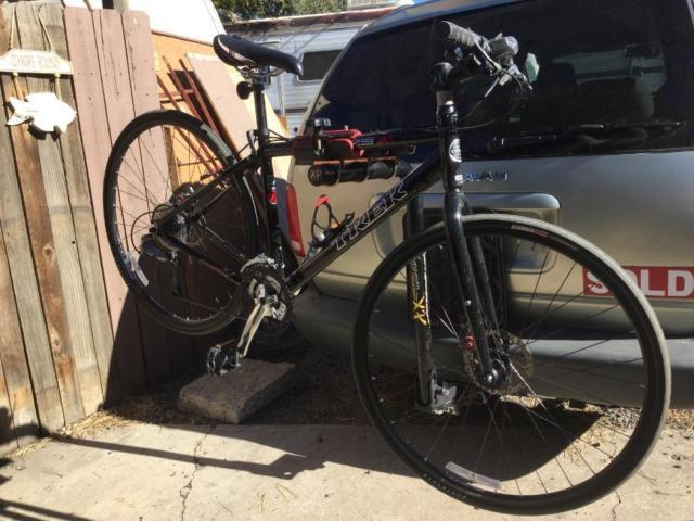 TWO BIKES FOR SALE 26in TREK & 26in CANNONDALE $500 FOR