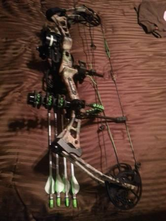 two compound bows