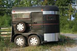 Two Horse Bumper Pull Trailer Vanleer Tn For Sale In