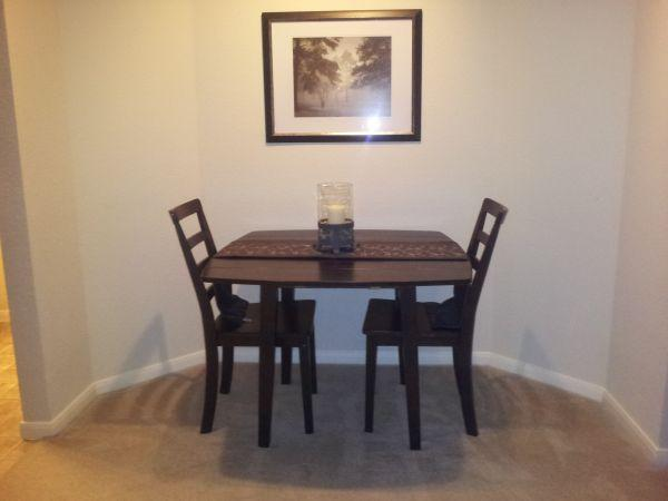 Two Person Dining Table Katy Tx For In Houston