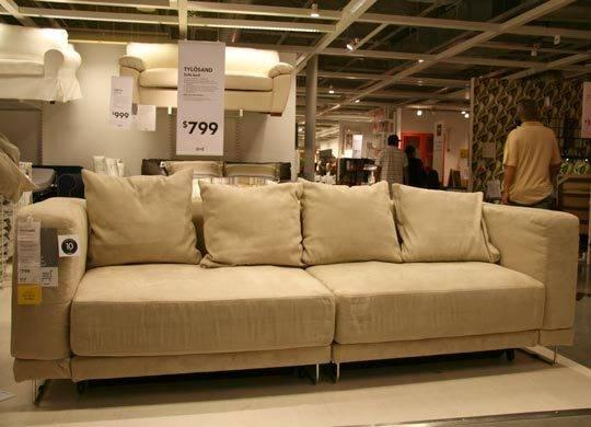 Tylosand sofa bed from ikea for sale in mountain view for Sofa beds for sale ikea