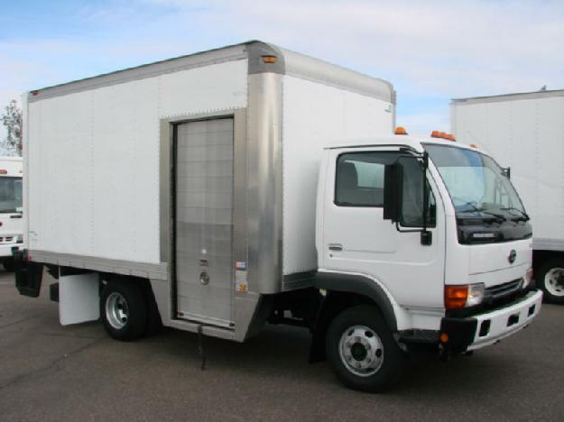 Truck Box For Sale >> Ud 1400 Straight Box Truck For Sale For Sale In Kino