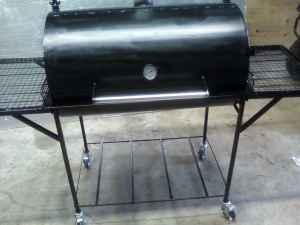 Ultimate BBQ Grill New  Custom Made - $325 Greenvilledacusville