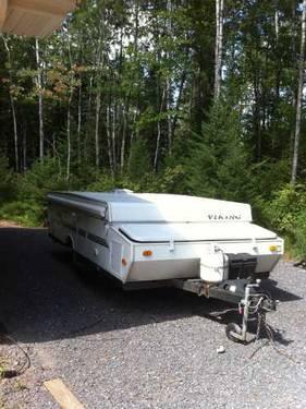 Ultra Lite Trailer Camper Rv Teardrop Tab Travel T B
