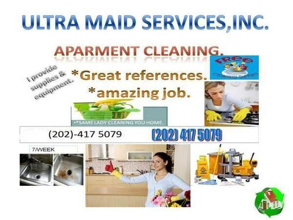 Ultra maid inc Residential commercial cleaning