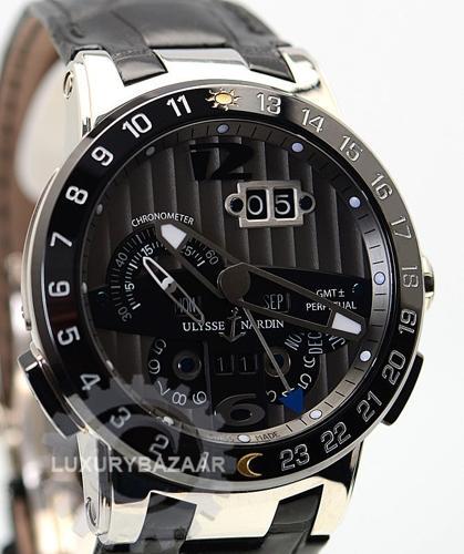 Ulysse Nardin El Toro GMT Perpetual 43mm 329-00
