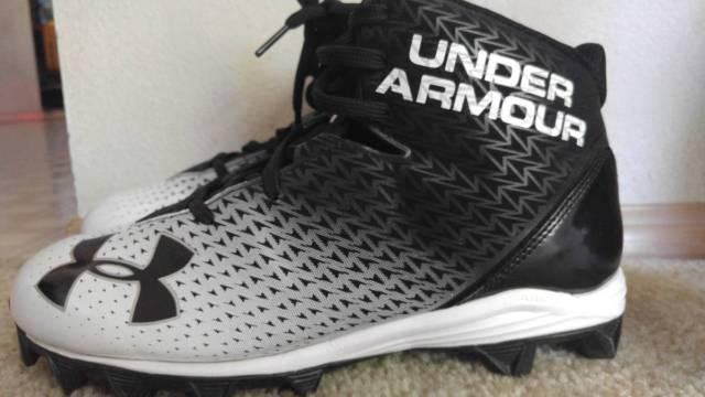 Under Armour Football Cleats Size 8