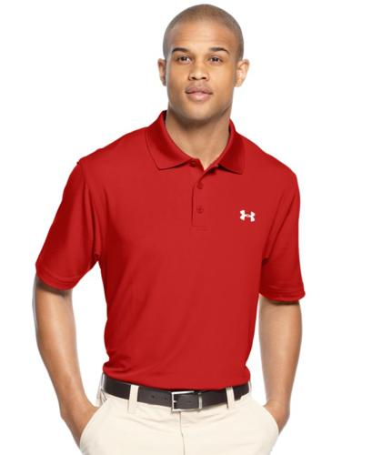 Under armour golf shirt ua performance polo for sale in for Ua shirts on sale