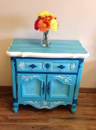 unique hand painted furniture for sale in ormond beach