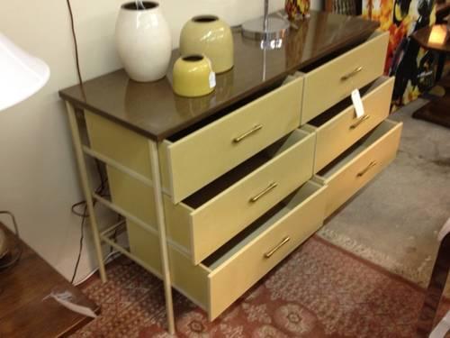 Unique Mid Century California Dresser By Vista Furniture