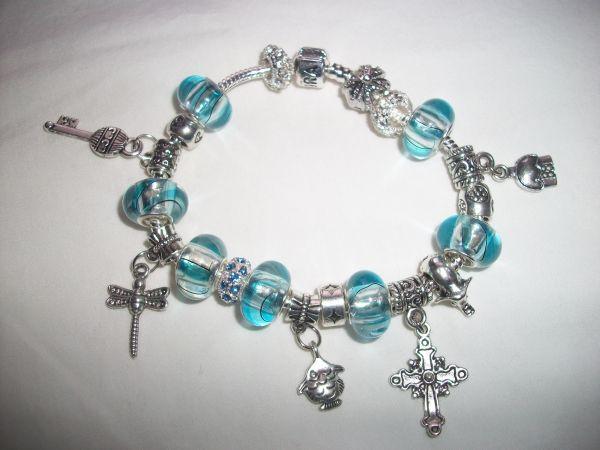 Unique Pandora Style charm bracelets - $35 Tullahoma, TN