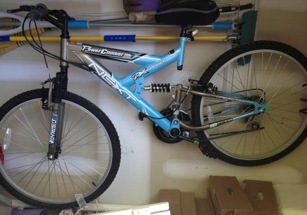 Unisex Next Power Climber 18 Speed Bicycle 24 Quot Set Used