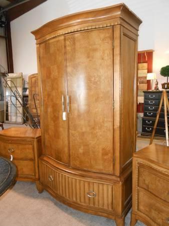 Universal Furniture Dresser,nightstands.armoire