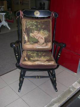 University Of Pennsylvania Rocking Chair Gaithersburg Md