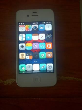 Unlocked Jailbroken iPhone 4S - $150