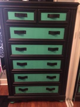 Upcycled Dresser - Excellent Condition