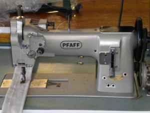 UPHOLSTERY,Canvas,Leather PFAFF 145 Walking Foot Sewing ...