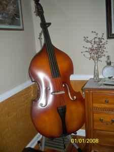 UPRIGHT BASS - $350 (Morganton)