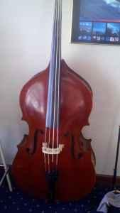 Upright Bass H. Siegler - $700 Anderson