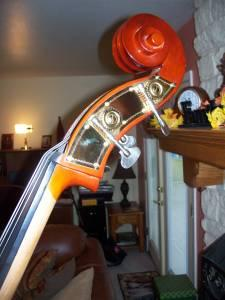 upright stand up bass livingston for sale in houston texas classified. Black Bedroom Furniture Sets. Home Design Ideas
