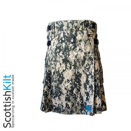 US Army Universal Digital Camo Kilt