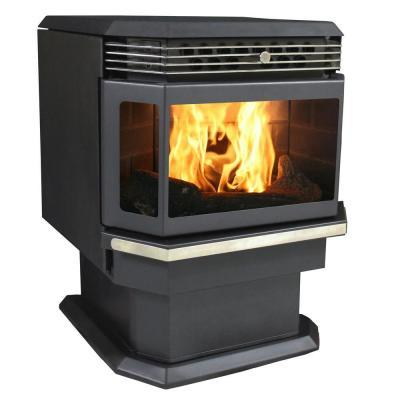 Us Stove 2 200 Sq Ft Bay Front Pellet Stove For Sale In