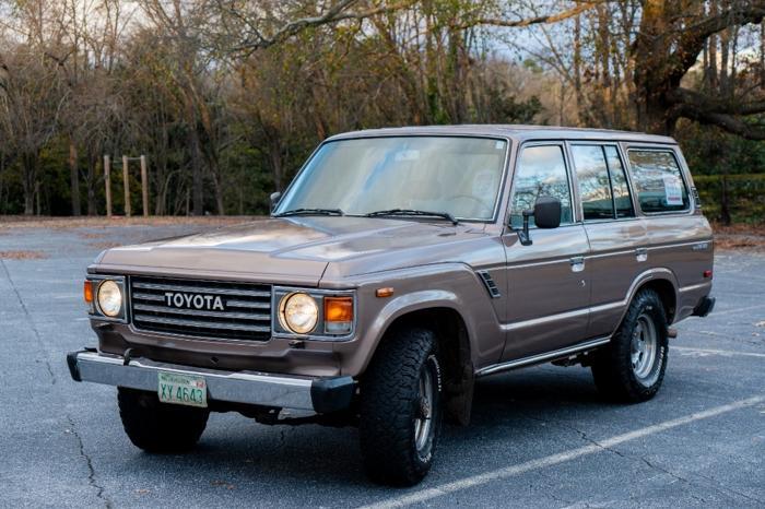 Used 1987 Toyota Land Cruiser Atlanta, GA 30327