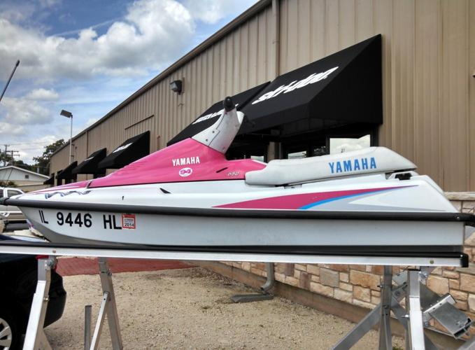 Used 1992 yamaha 650 waverunner personal watercraft jet for Yamaha jet ski dealer