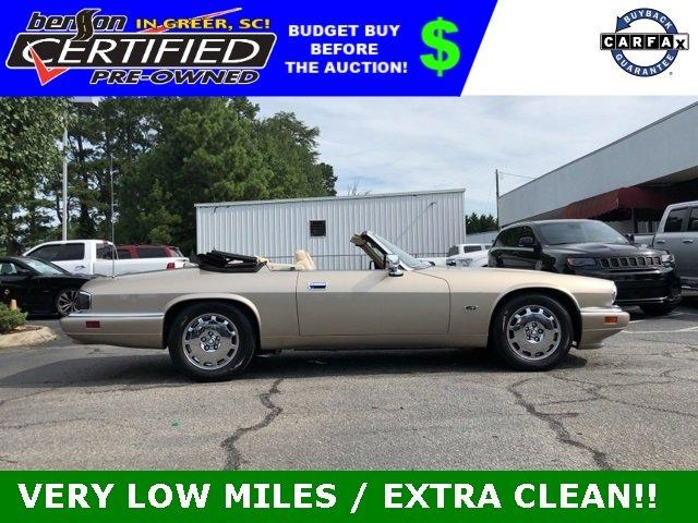 Used 1996 Jaguar XJS V6 Convertible GREER, SC 29652