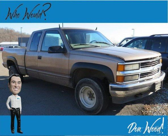 used 1997 chevrolet silverado 1500 4x4 extended cab athens, oh 45701 for sale in athens, ohio classified americanlisted.com