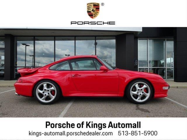 Used Porsche 911 3.6 4
