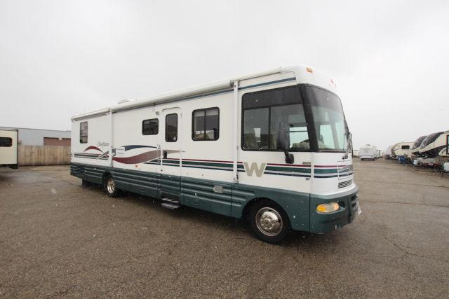 Used 2000 Winnebago 35ft Class A Motor Home For Sale In