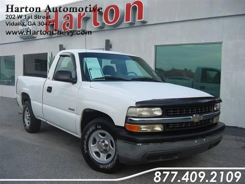 Used 2001 Chevrolet Silverado 1500 Truck