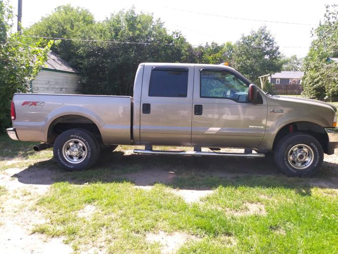 Used 2003 Ford F250 Lariat Great Falls, MT 59401
