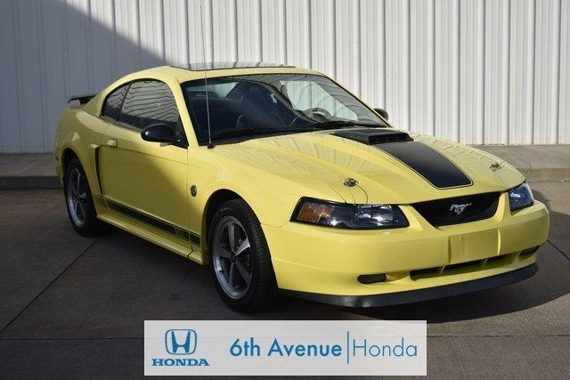 Used 2003 Ford Mustang Mach 1 Coupe Stillwater, OK